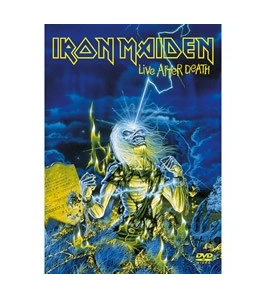 IRON MAIDEN - Live after death - 2DVD