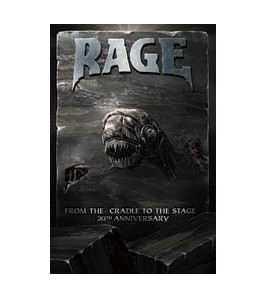 RAGE - From the cradle to the state - DVD