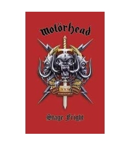MOTORHEAD - Stage fright - DVD