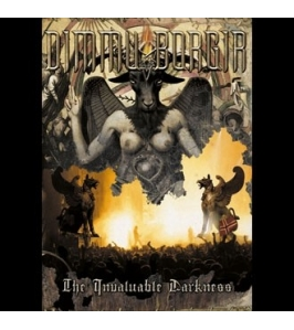 DIMMU BORGIR - The invaluable darkness - 2 DVD + CD - Digipack