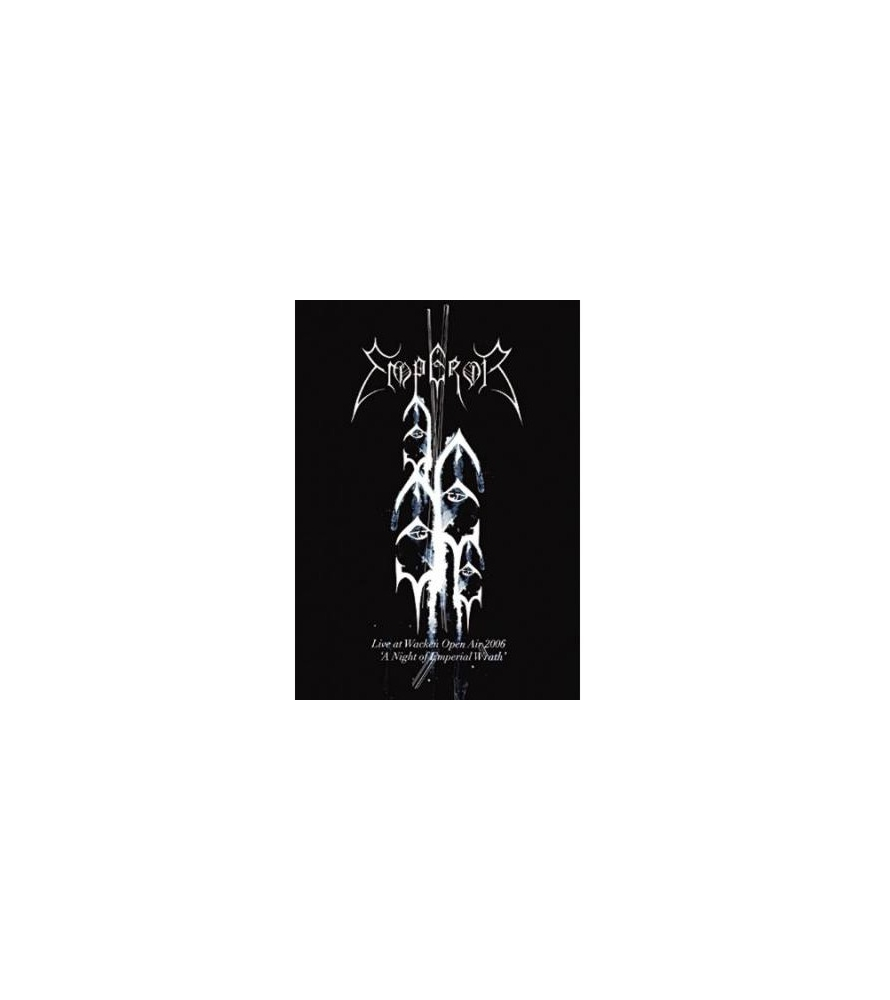 EMPEROR - Live at Wacken Open air 2006 - DVD