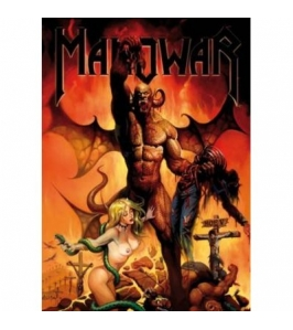 MANOWAR - Hell on earth vol. 5 - 2DVD