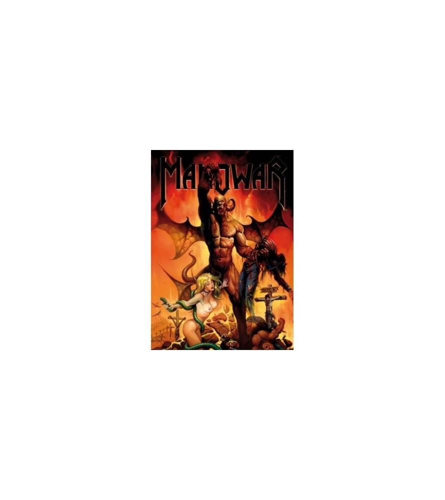 MANOWAR - Hell on earth vol. 5 - 2DVD