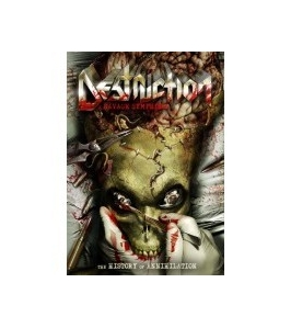 DESTRUCTION - The history of annihilation - DVD