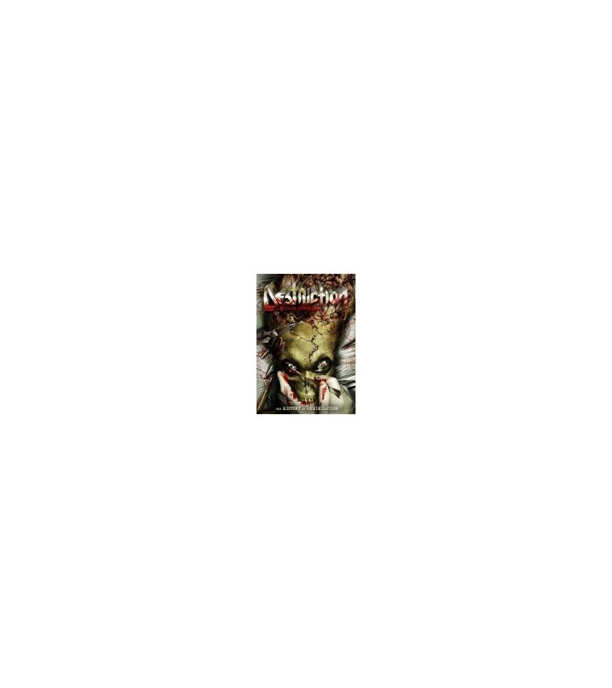 DESTRUCTION - The history of annihilation - DVD