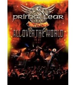 PRIMAL FEAR - All over the world - DVD