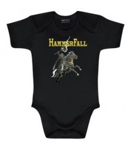 HAMMERFALL - Body de niño - Logo Hector