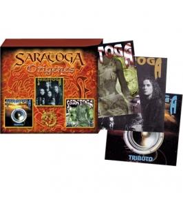 SARATOGA - Orígenes - 3 CD