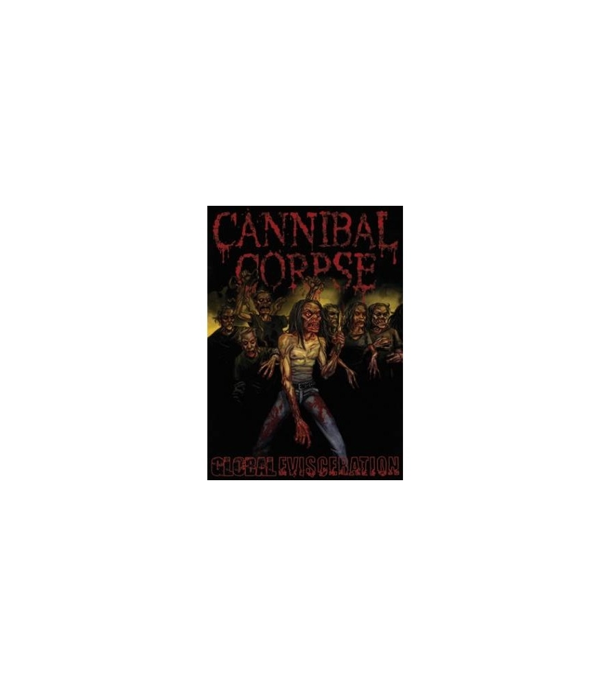 CANNIBAL CORPSE - Global evisceration - DVD