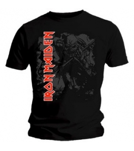 IRON MAIDEN - High contrast trooper - TS