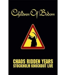 CHILDREN OF BODOM - Stockholm knokout live DVD