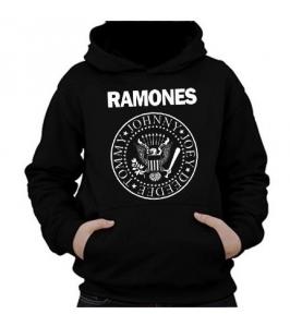 RAMONES - Sudadera logo