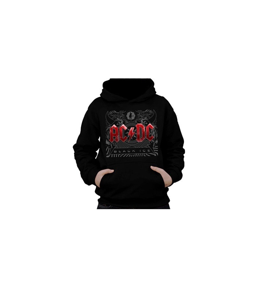 AC/DC - Black ice red - Sudadera