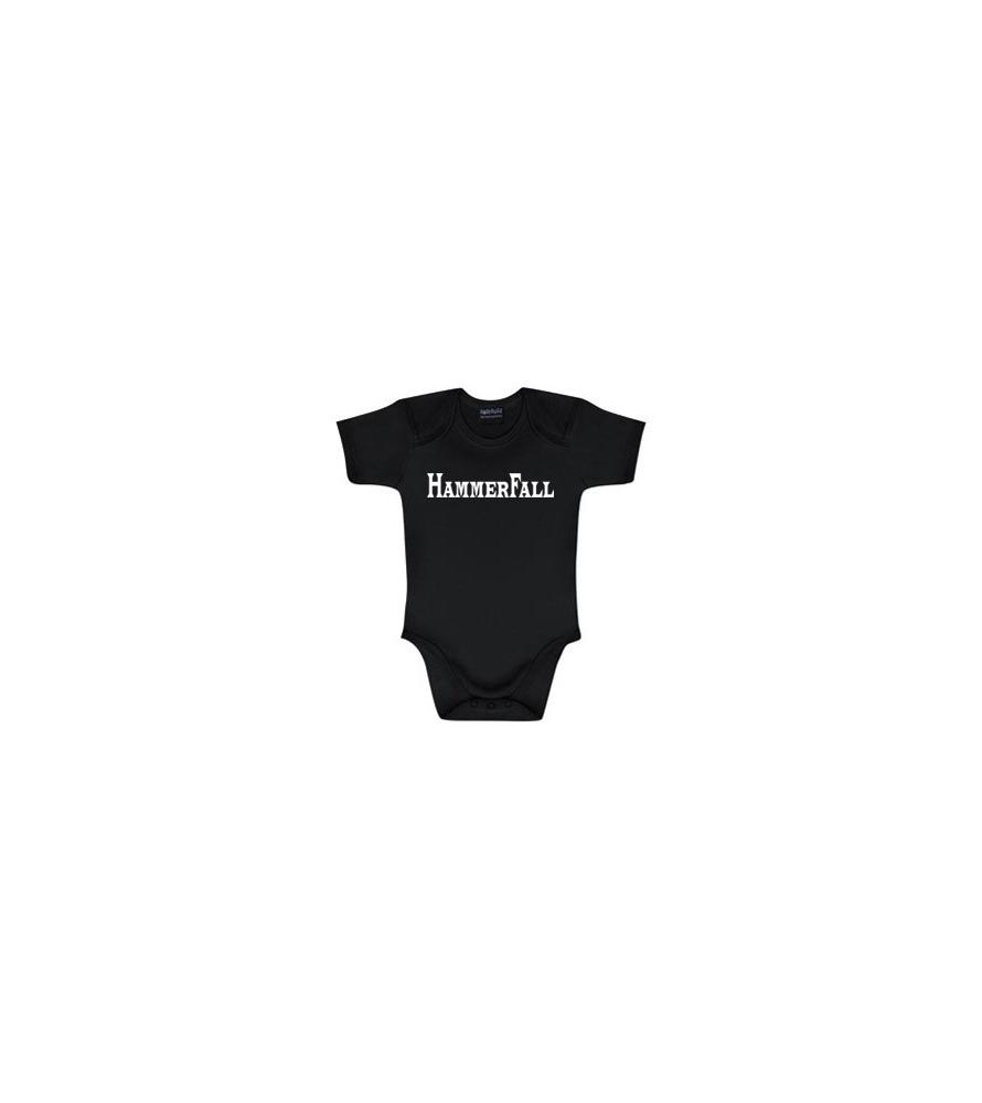 HAMMERFALL - Logo - Baby body
