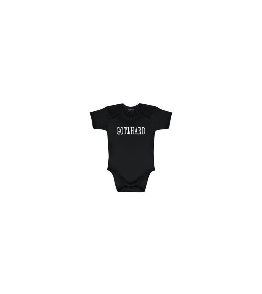 GOTTHARD - Logo - Baby body