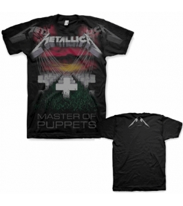 METALLICA - Master of puppets - faded jumbo print