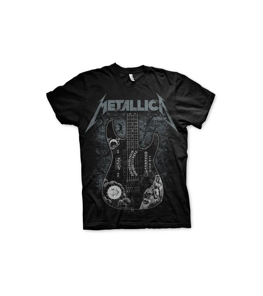 METALLICA - Kirk ouijaboard guitar - TS