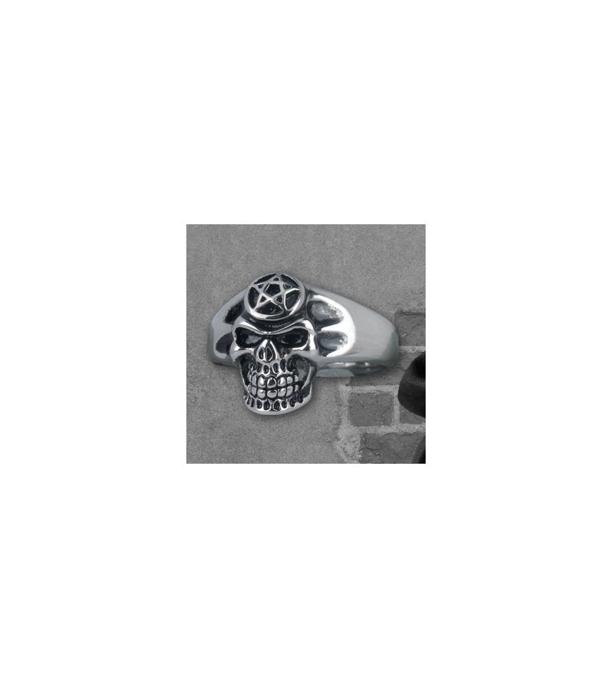 RING SKULL - sr1146