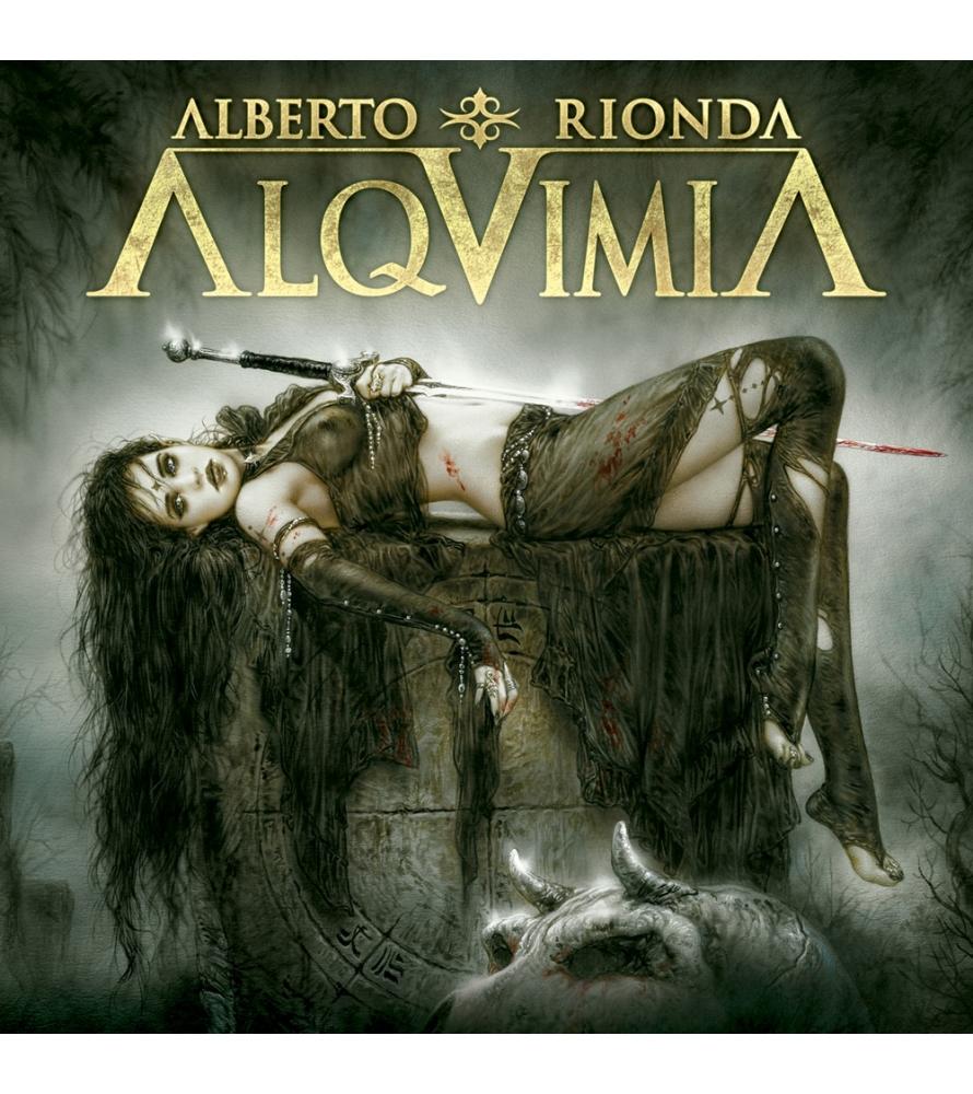 ALBERTO RIONDA - Alquimia