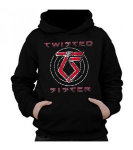 TWISTED SISTER - Logo - Sudadera