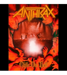 ANTHRAX - Chile on hell - 2CD + DVD