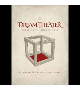 DREAM THEATER - Breaking the fourth wall - Blu-Ray