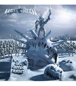 HELLOWEEN - My god given right - Limited Edition Digipak