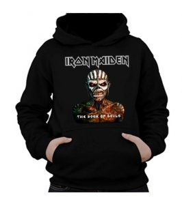 IRON MAIDEN - The book of souls - Sudadera