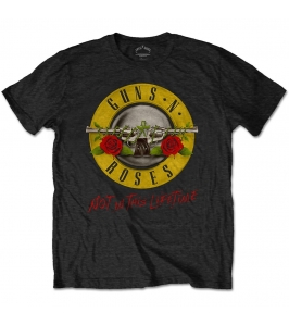 GUNS N ROSES - Not in this lifetime tour - TS