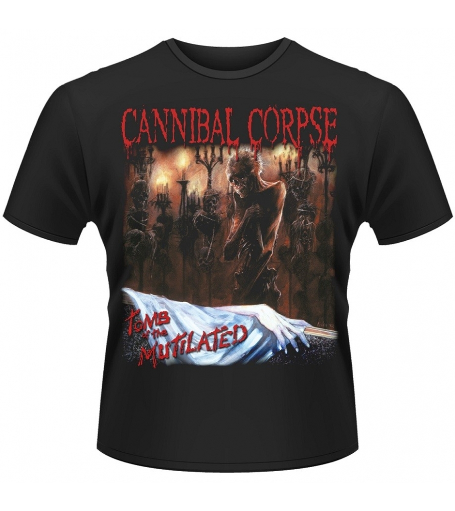 CANNIBAL CORPSE - Tomb of the mutilated - TS