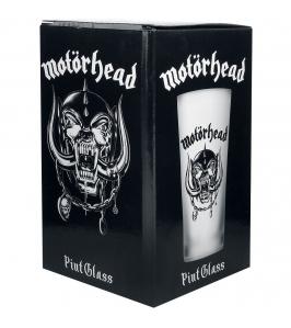 MOTÖRHEAD - Vaso cerveza