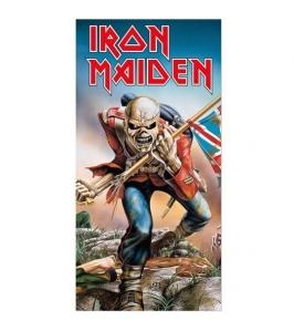 IRON MAIDEN - The trooper - Toalla