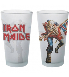 IRON MAIDEN - The trooper - Vaso