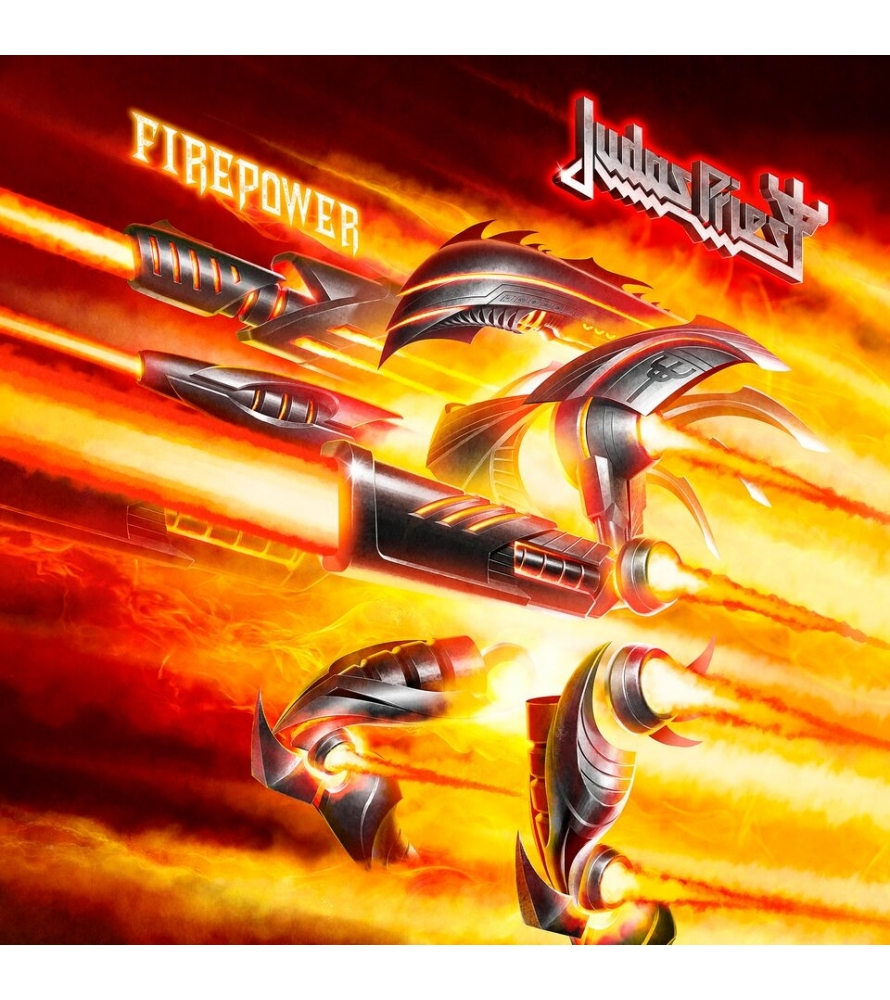 JUDAS PRIEST - Firepower - Mediabook