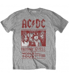 AC/DC - Highway to hell tour - Gris - TS