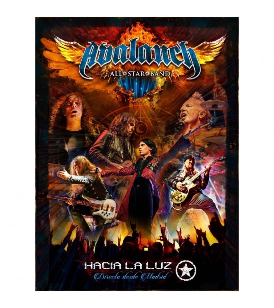 AVALANCH - Hacia la luz - Directo desde Madrid - CD+DVD