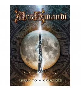 ARS AMANDI - Directo al corazón - 2CD+DVD