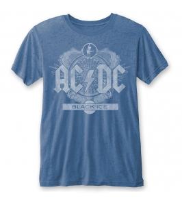 AC/DC - Black Ice - Burnout - Azul - TS