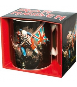 IRON MAIDEN - The Trooper - Taza