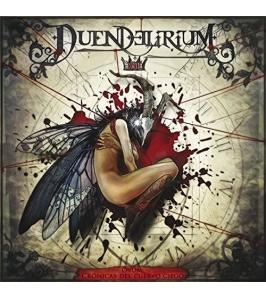 DUENDELIRIUM - OVUM: Crónicas del cuervo ciego