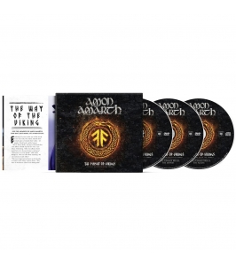 AMON AMARTH - The pursuit of vikings - 2DVD+CD