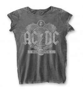 AC/DC - Black ice - Burn out - Chica