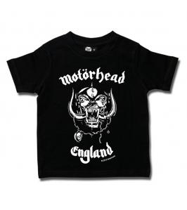 MOTÖRHEAD - England - Camiseta de niño