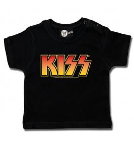 KISS - Logo - Body de niño
