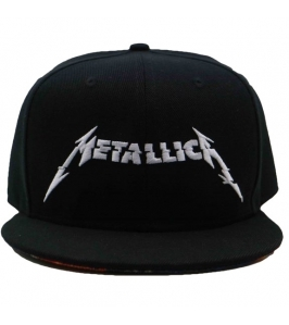 METALLICA -  HARDWIRED BLACK SNAPBACK - Gorra