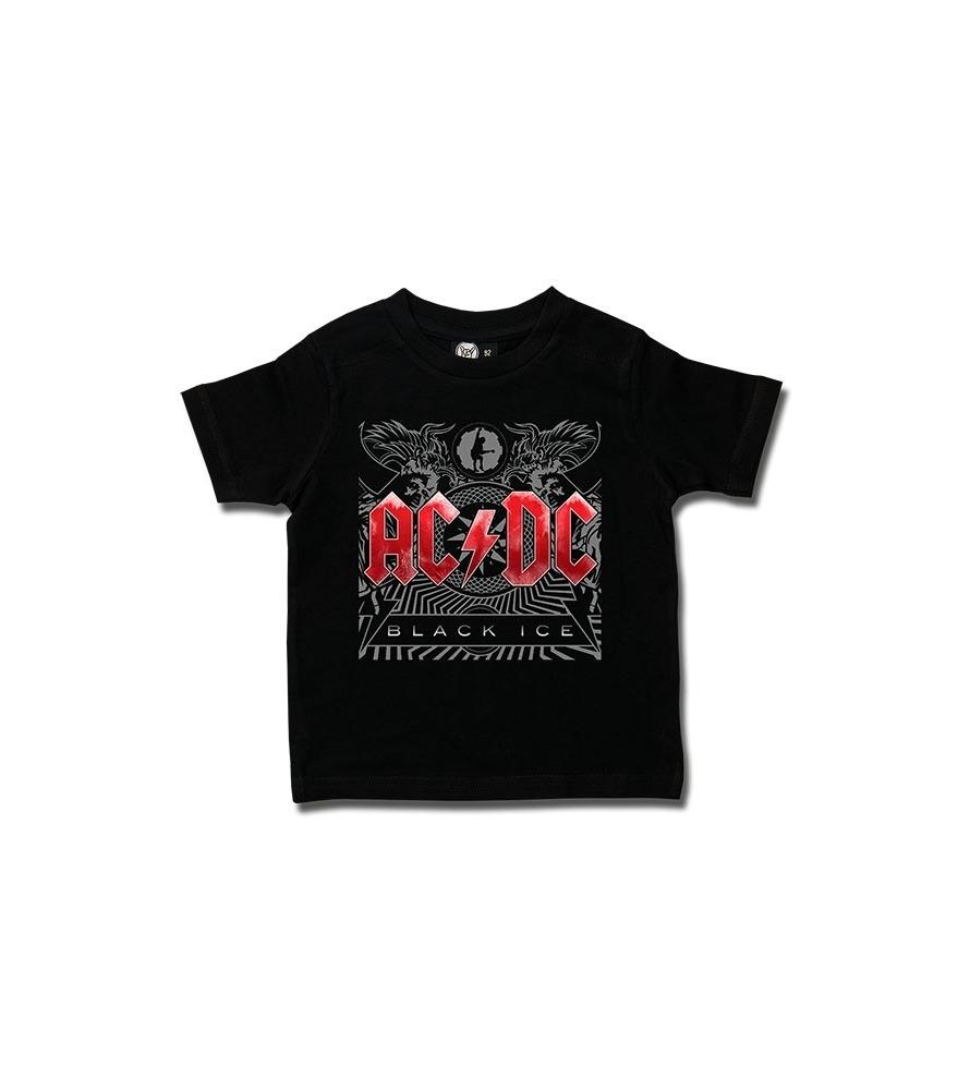 AC/DC - Black ice - Camiseta de niño