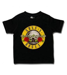 GUNS N' ROSES - Logo - Camiseta de niño