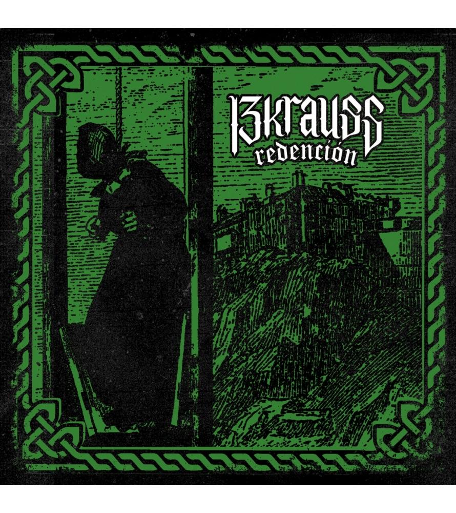 13Krauss - Redención - Digipack