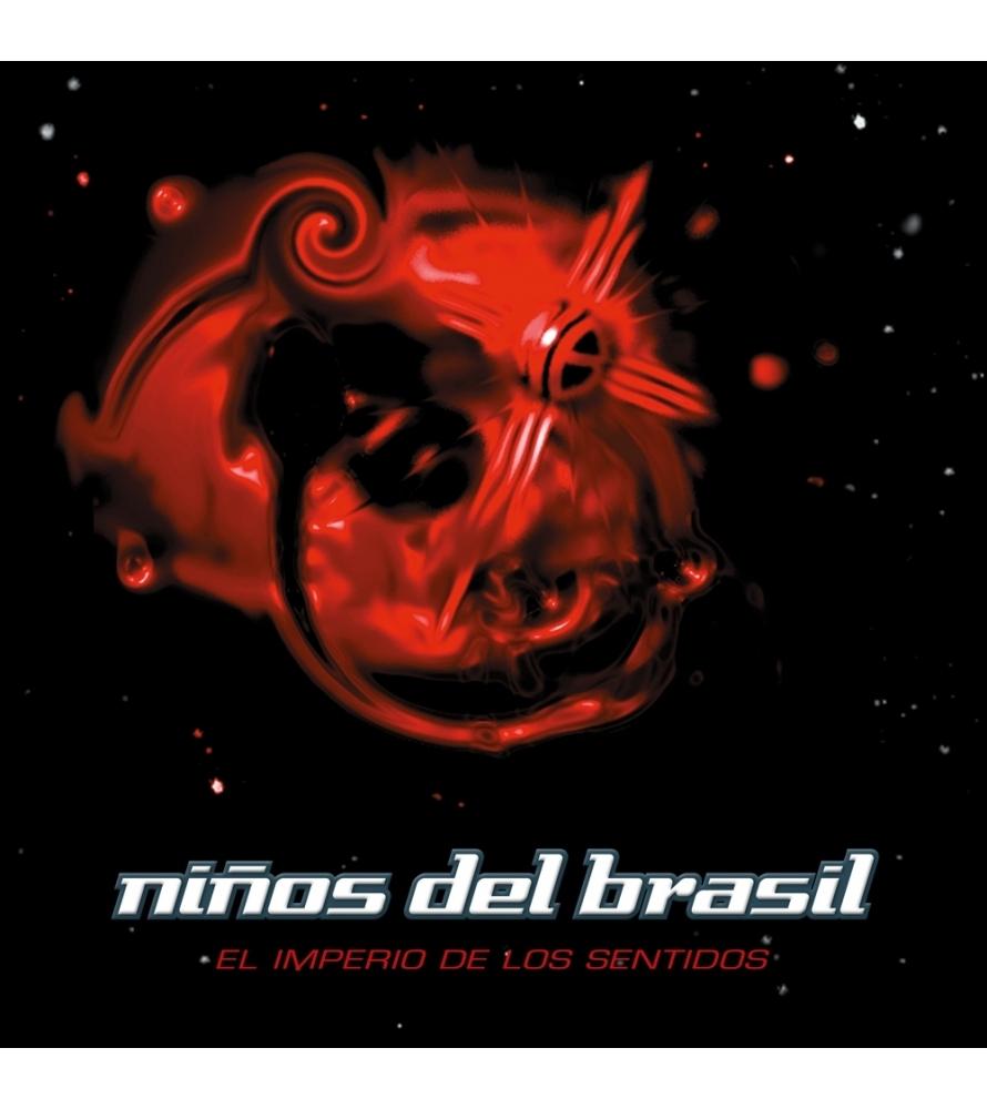 NIÑOS DEL BRASIL - El imperio de los sentidos - 2LP