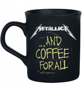 METALLICA - And coffee for...